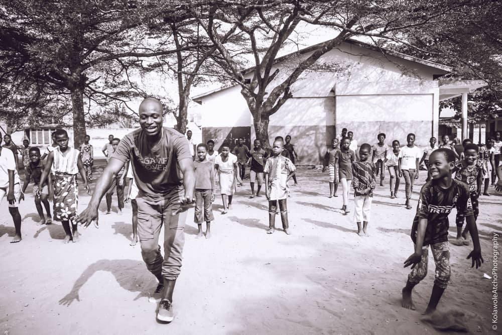 Walô danse Benin
